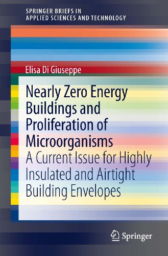 Elisa Di Giuseppe - Nearly Zero Energy Buildings and Proliferation of Microorganisms: A Current Issue for Highly Insulated and Airtight Building Envelopes (SpringerBriefs in Applied Sciences and Technology)