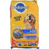 Pedigree Adult Complete Nutrition Chicken Flavor Dry Dog Food, Bonus Size 50 Lbs
