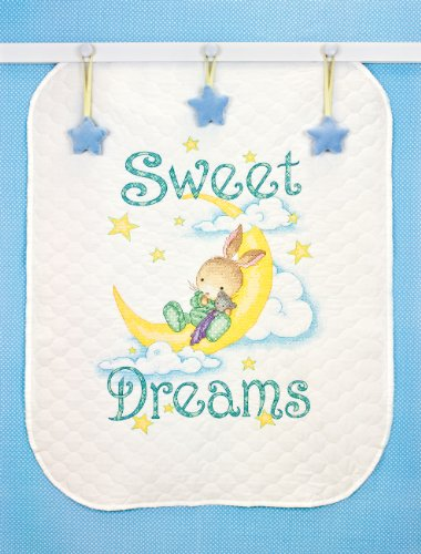 Dimensions Needlecrafts Stamped Cross Stitch, Sweet Dreams Quilt front-930652