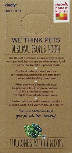 The Honest Kitchen Kindly: Grain Free Base Mix Dog Food, 7 lb_Image5