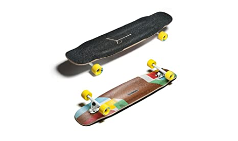Loaded Boards Tesseract Skateboard complet 99 cm