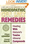 Homeopathic Cell Salt Remedies: Heali...