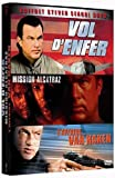 Image de Coffret Steven Seagal 3 DVD - Vol d'enfer + Mission Alcatraz + L'affaire Van Haken