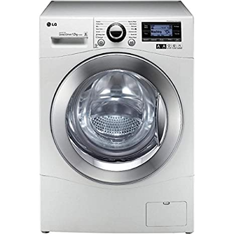 LG F24962WH machine à laver - machines à laver (Autonome, Charge avant, A+++, A, A, Blanc)