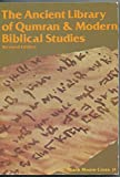 img - for Ancient Library of Qumran and Modern Biblical Studies book / textbook / text book