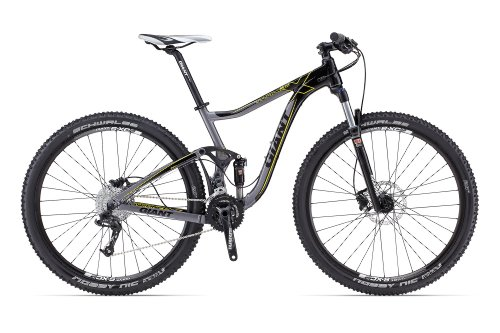 Giant Cross Trance X 29er 2 black/grey/yellow (2013)