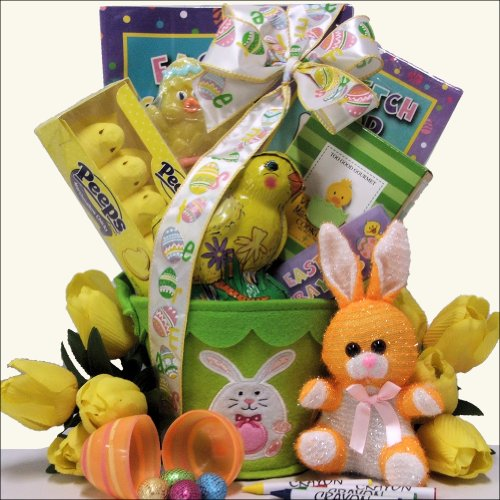 Easter Toddler Treasures: Toddler Easter Basket