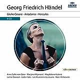 Händel : Giulio Cesare Hwv 17 / Ariodante Hwv 33 / Hercules Hwv 60