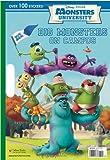 Big Monsters on Campus (Disney/Pixar Monsters University) (Giant Coloring Book)