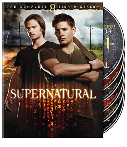 Supernatural: Complete Eighth Season [DVD] [Import]