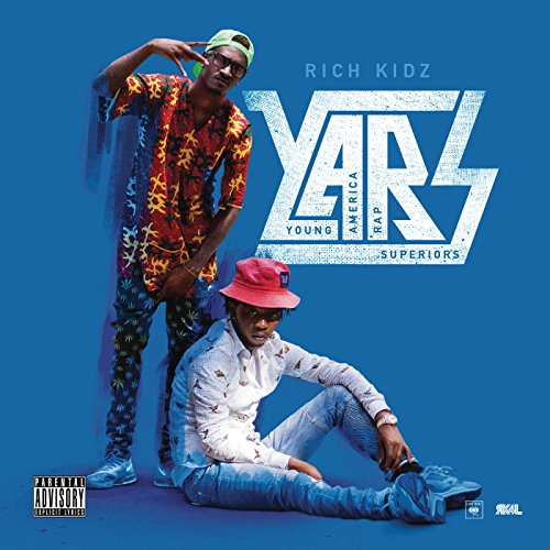 Rich Kidz-Y.A.R.S (EP)-WEB-2014-LEV Download