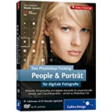 "Das Photoshop-Training f�r digitale Fotografie: People und Portr�t. Aktuell zu Photoshop CS4von ""Galileo Press"""