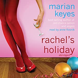 Rachel's Holiday Audiobook