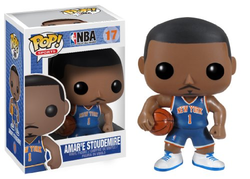 Funko POP NBA Series 2 Amar'e Stoudemire Vinyl Figure - 1