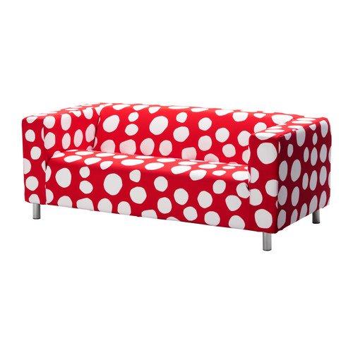 Aspelund Wardrobe Ikea Review ~ IKEA Bezug für Sofa  Klippan  Sofabezug Zweisitzer in  Dottevi