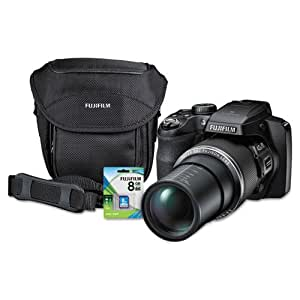 Fuji FinePix S8200 Digital Camera Bundle, 16MP (FUJ600012714) Category: Standard Digital Cameras