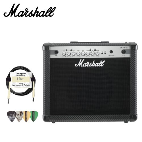 Marshall Mg30Cfx-Kit-1 30W 1X10 Guitar Combo Amp Kit