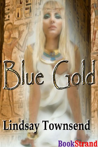 Book: Blue Gold by Lindsay Townsend