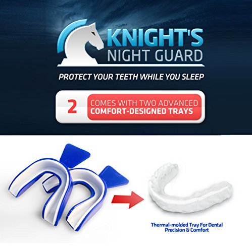 Knight's Night Guard - Helps you sleep at night and avoid grinding (Mouth Tray compare prices)