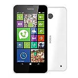 Nokia Lumia 630 Dual SIM (simフリー, 8GB, White, 並行輸入品)