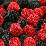 Jelly Belly Raspberries and Blackberries (1 lbs)