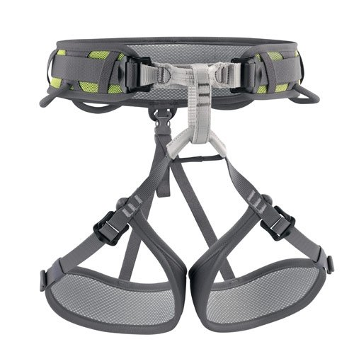 Petzl Corax Climbing Harness - Size 1 (Yellow) (Petzl Climbing Harness compare prices)