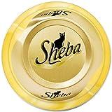 Sheba Katzenfutter Feine Filets Hühnchenbrustfilets, 24 Dosen (24 x 80 g)