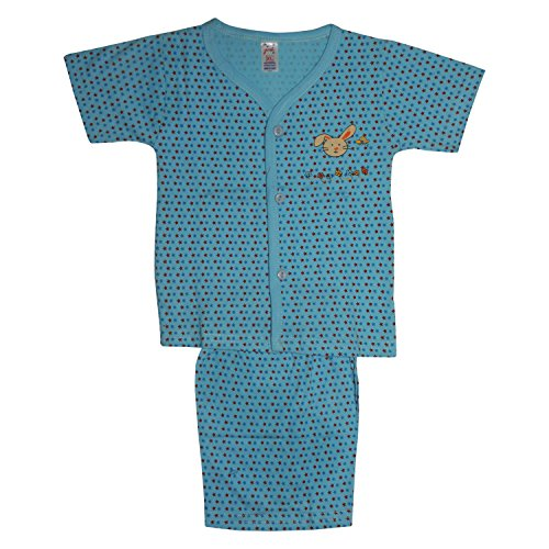 Josh Baby Boys' Baba Suit (Blue_L)