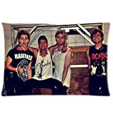 Custom Rock Band 5 Seconds Of Summer 5SOS Rectangle Pillow Case 20x30 (one side) Home Decoration For Lovers And Friends