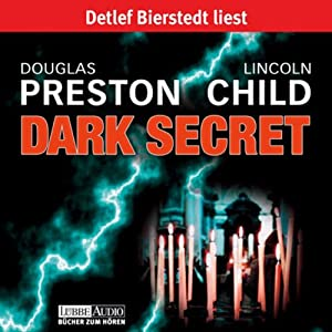 Dark Secret: Mörderische Jagd (Pendergast 6) Hörbuch