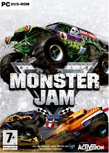 Monster Jam (vf - French game-play)