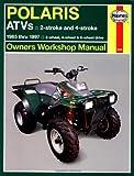 Polaris 250 to 500 cc ATVs: 2 stroke & 4 stroke 1985 Thru 1997 (Owners' Workshop Manual)