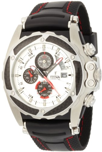 Men s f16272 1 road warrior stainless steel carbon fiber watch new