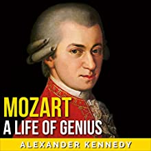 Mozart: Requiem of Genius Audiobook by Alexander Kennedy Narrated by Jim D Johnston