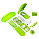 NexGen Nicer Dicer Plus Multi Chopper Vegetable Cutter Fruit Slicer