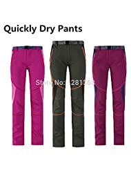 No Logo New 2015 Women Pants Travel Leisure cycling Ride Hiking Pants Camping Trousers Women Outdoor Pants High...