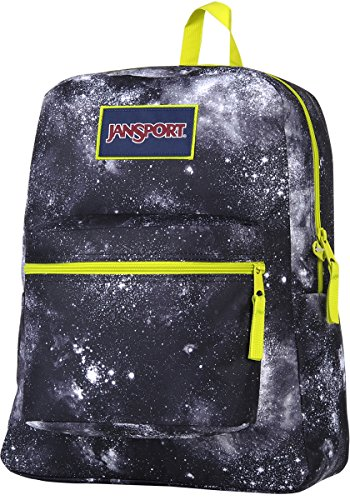 JanSport Overexposed Backpack Multi Galaxy One Size