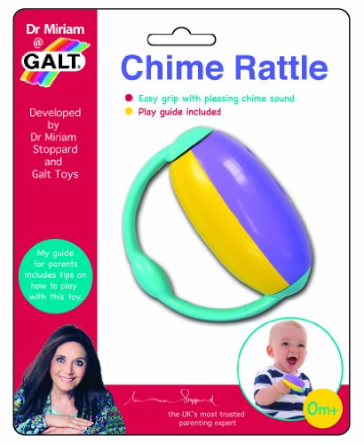 Galt Toys Inc Dr Miriam Chime Rattle - 1