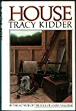 House (0395363179) by Tracy Kidder