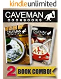 Paleo Greek Recipes and Paleo On A Budget In 10 Minutes Or Less: 2 Book Combo (Caveman Cookbooks) (English Edition)