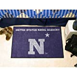 "Navy Midshipmen NCAA ""Starter"" Floor Mat (20""x30"")"
