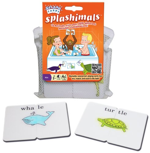 Splash Cards: Splashimals