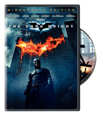 The Dark Knight Single-disc Widescreen Edition at Gotham City Store