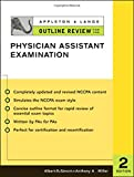 img - for Appleton & Lange Outline Review for the Physician Assistant Examination book / textbook / text book