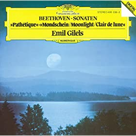 "Beethoven: Piano Sonata No.14 in C sharp minor, Op.27 No.2 -""Moonlight"" - 2. Allegretto"