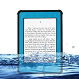 Redpepper Kindle Paperwhite Case Cover Waterproof Dirtproof Snowproof Shockproof Box Hard Tablet Shell for Amazon Kindle Paperwhite eReader (Blue)