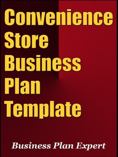 Convenience Store Business Plan Template (Convenience Store compare prices)