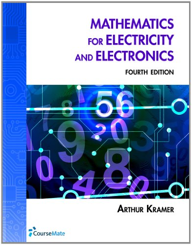 Math for Electricity & Electronics - Cengage Learning - 1111545073 - ISBN: 1111545073 - ISBN-13: 9781111545079