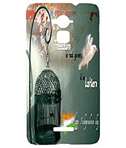 GOON SHOPPING HIGH QUALITY PRIENTED BACK CACE COVER FOR COOLPAD NOTE 3 LITE MULTI-43