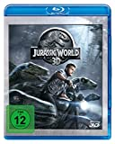 DVD Cover 'Jurassic World (+ Blu-ray) [Blu-ray 3D]